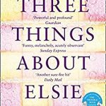 three things about elsie book august lust list
