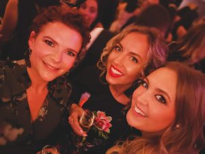 northern blog awards not just a tit selfie kat horrocks danielle king