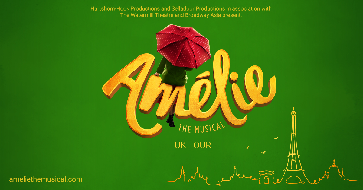 Review: Amélie at Manchester Opera House