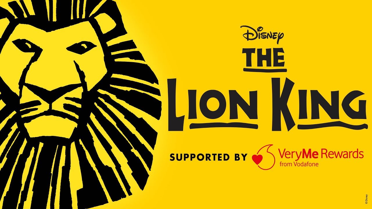 Disney's The Lion King is coming to Manchester!