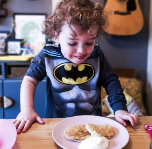 banana pancake recipe kids favourite not just a tit food recipe post