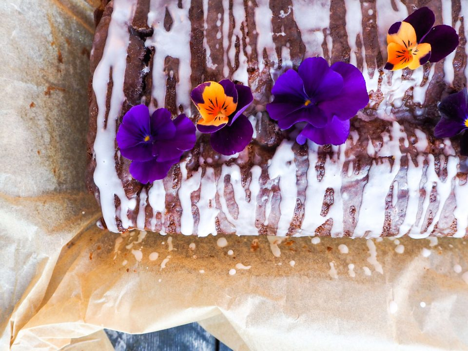 belly bakes series notjustatit food blog baking recipe grapefruit and orange loaf cake header image