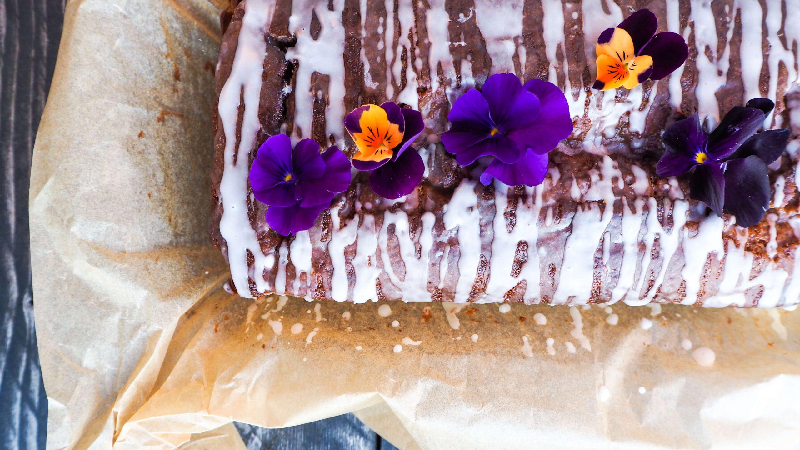 Belly Bakes Week 23: Grapefruit & orange loaf cake recipe
